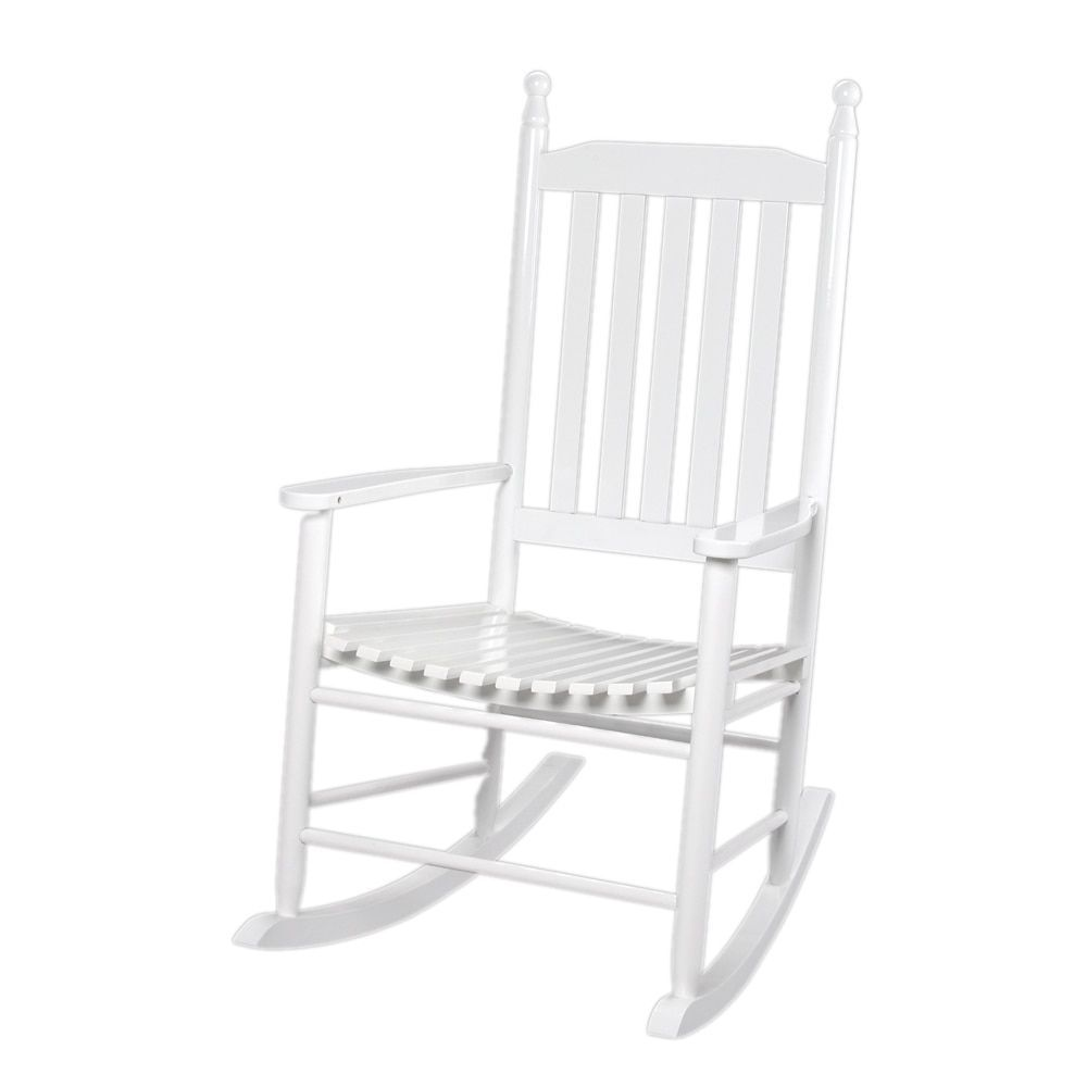 Gift Mark Home Kids Adult Tall Back Rocking Chair