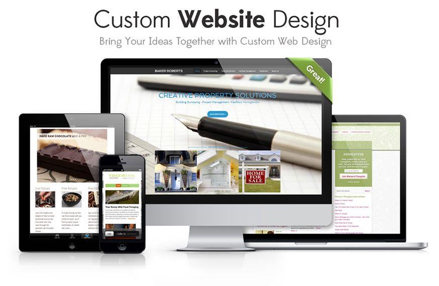 Fire Moon Studios Is The Best Web Designing Company In Lucknow Custom Website Design Website Design Company Custom Web Design