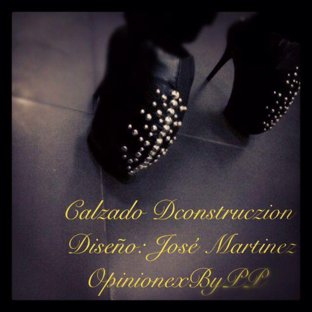 Mi calzado. Inspirado en Nichola F