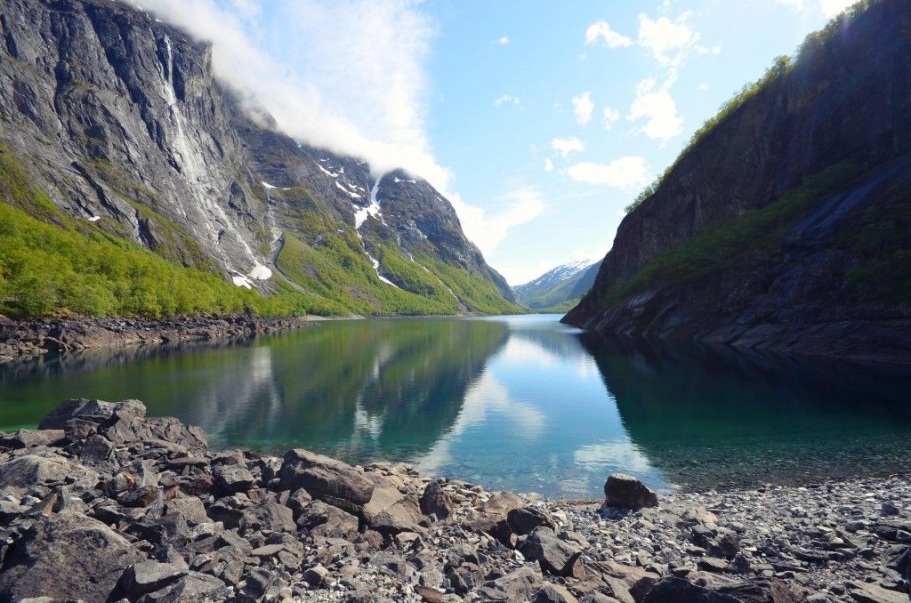 must visit place in Norway_ beautiful Norway lake