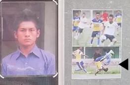 JORNAL O RESUMO - GERAL - ESPORTE JORNAL O RESUMO: Jogador morre ao comemorar um gol em partida de fu...