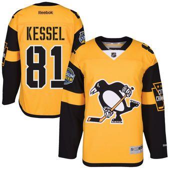 443b257f2 Reebok Phil Kessel Pittsburgh Penguins 2017 Stadium Series Player Premier  Jersey  penguins  nhl  stadiumseries