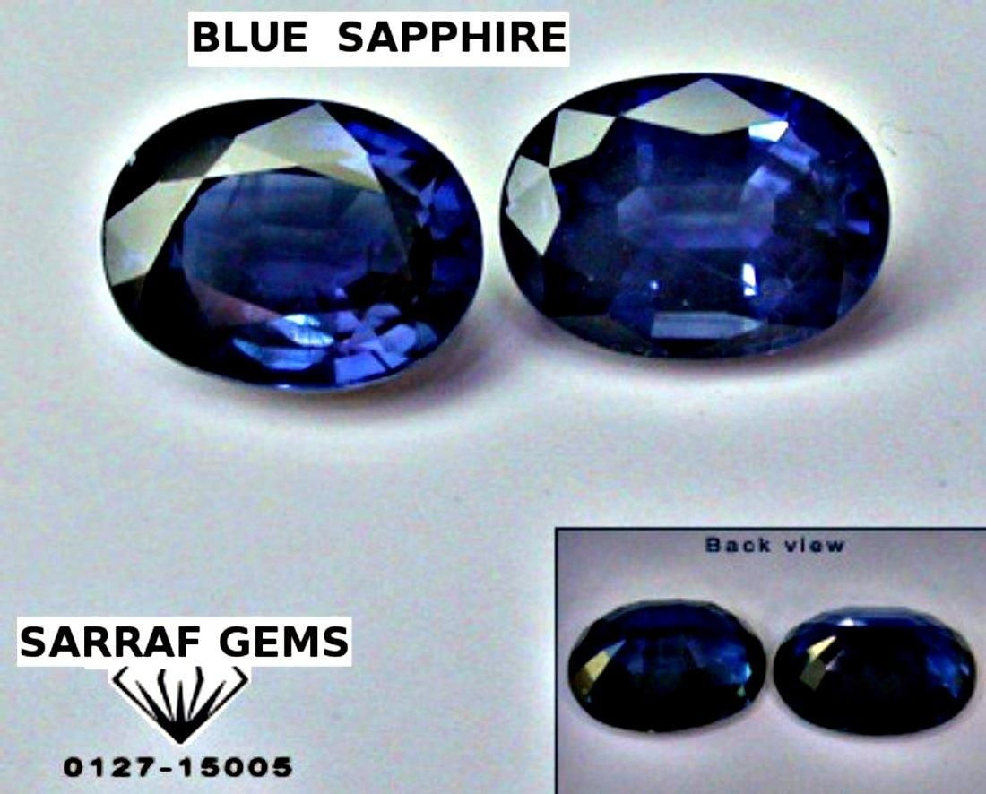 Sapphire Lucky stone, Blue sapphire, Sapphire stone