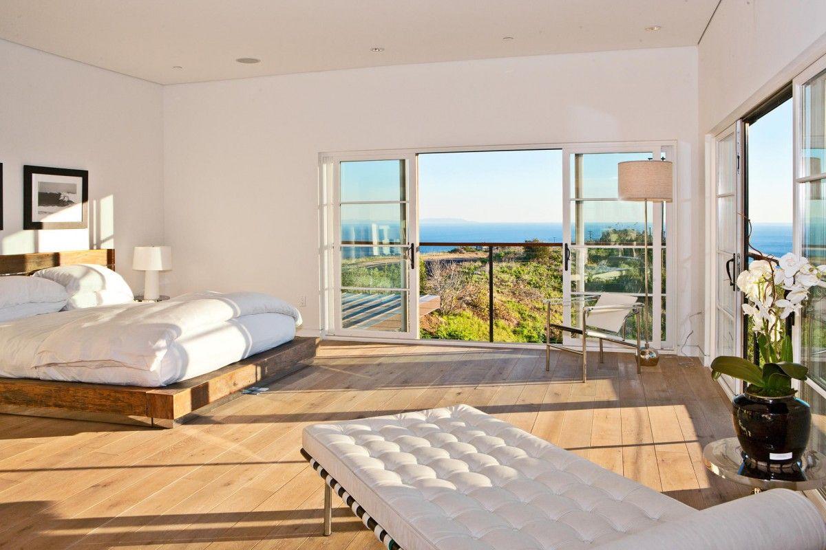 Modern and Organic Bedroom | Houses | Pinterest