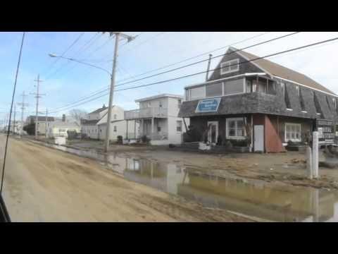 Long Beach Island After Hurricane Sandy Long Beach Island Hurricane Sandy Island