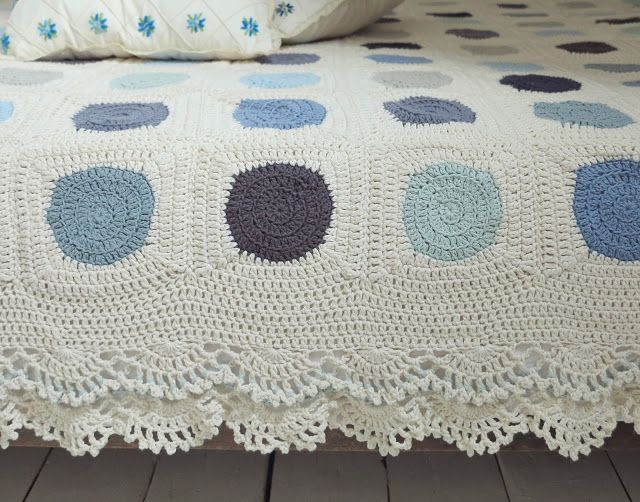 The Tale of the Dainty Dots Blanket #2 - The Big Reveal