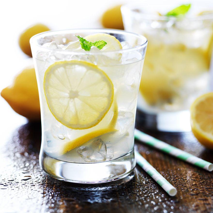 Honey lemonade lemon drop cocktail yummy summer