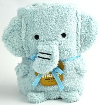 "Gund /""What Would I Do Without You/"" Elephant"