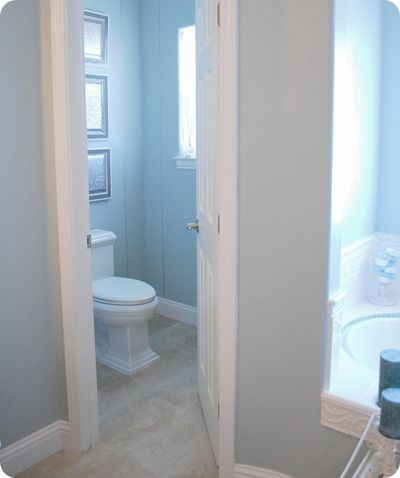 I Reallllly Like A Separate Toilet Room For The Master Bath Dream