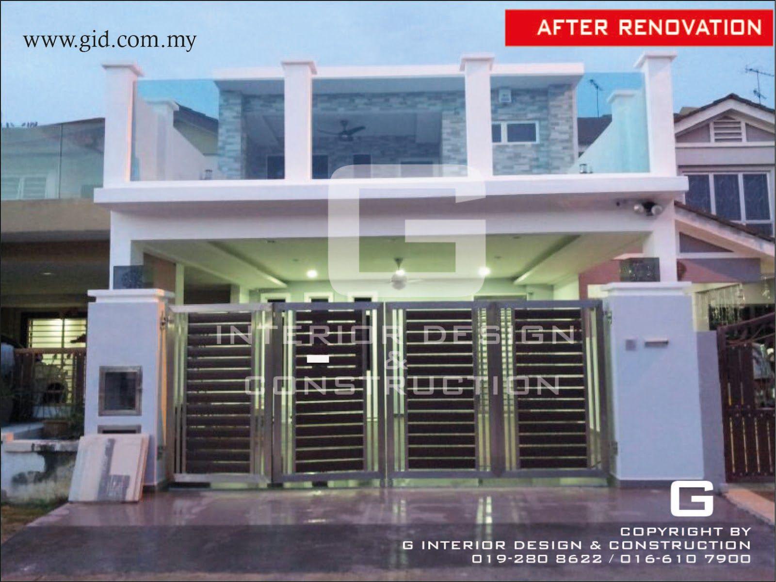 Another Design Of Auto Gate Renovations Design Kitchen Floor Plans