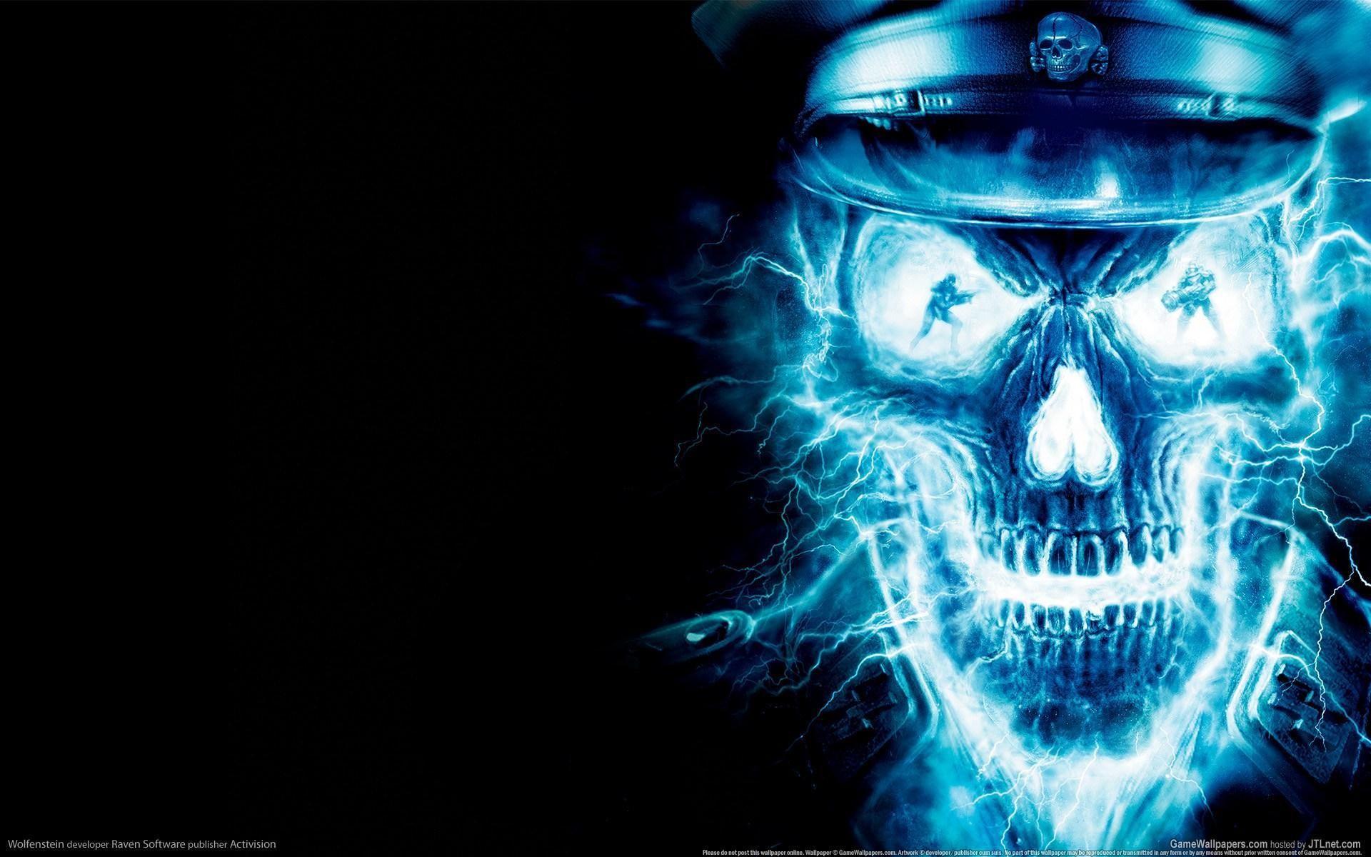 Desktophdwallpaper Org Ghost Rider Wallpaper Skull Wallpaper Hd Skull Wallpapers Gaming pc wallpaper wonderful hd