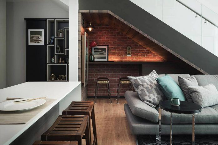 High Ceiling Duplex Apartment In The Heart Of Penang By Vault