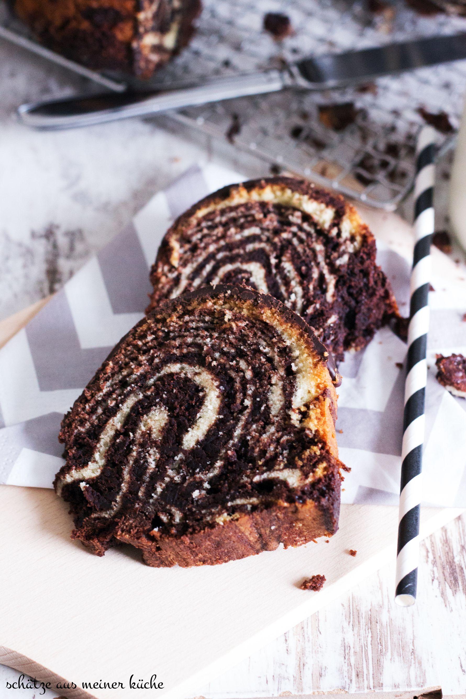 Zebra Gugelhupf Rezept Cake Gugelhupf Kuchen Und Saftiger
