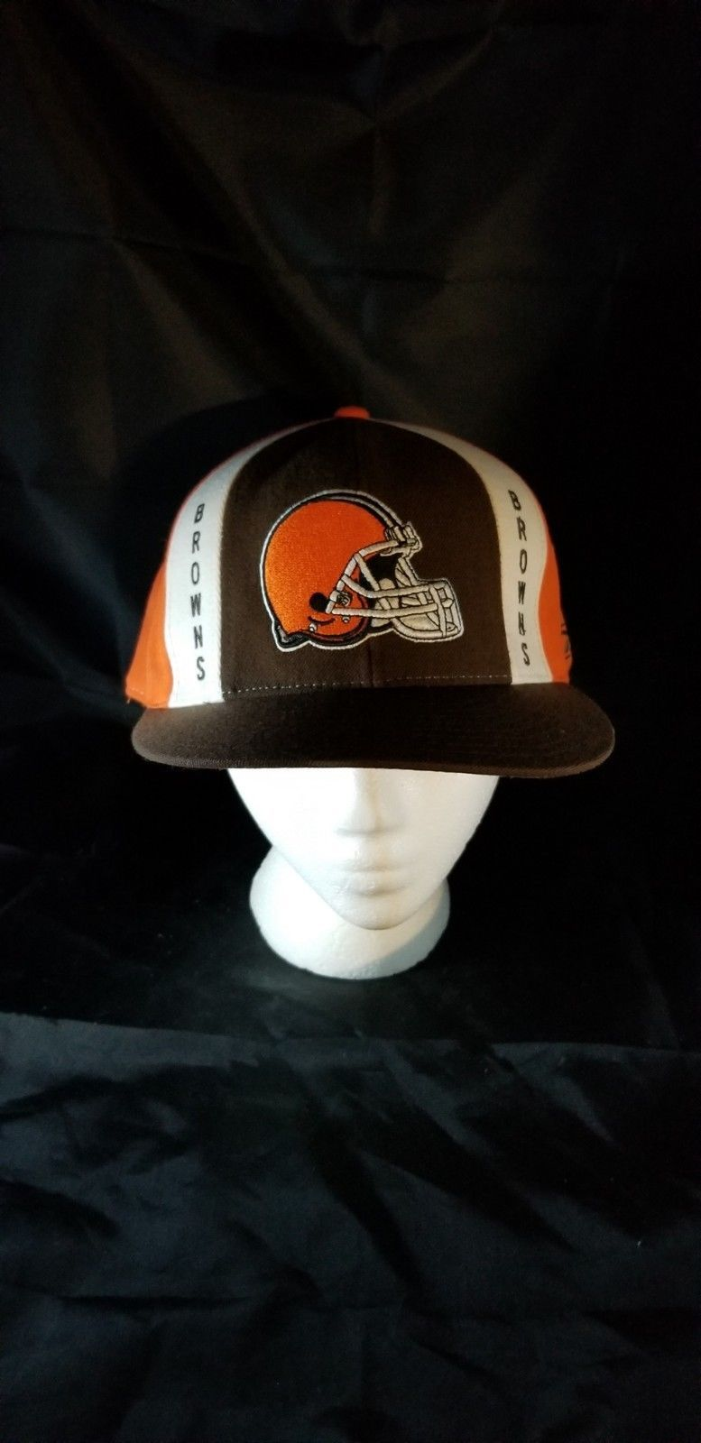 6f35f46359b3a8 NFL Cleveland Browns Hat Cap Size 7 5/8 Cap Reeb…   My Creations and ...