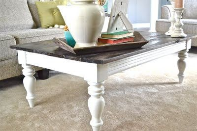 My Home 5 7 Ask Anna Coffee Table Diy Coffee Table Coffee Table Redo