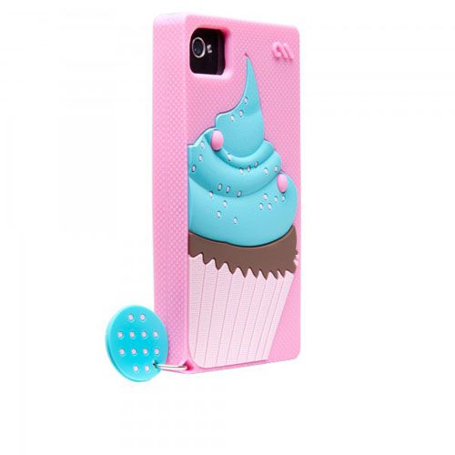 Case Mate Creature Cupcake Iphone 4 4s Folia 2286905653 Oficjalne Archiwum Allegro Cool Iphone Cases Iphone 4 Cases Iphone Cases