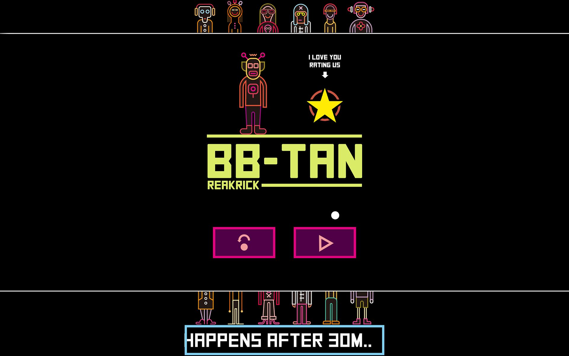 How long can you survive? #BBTAN is hitting the top charts