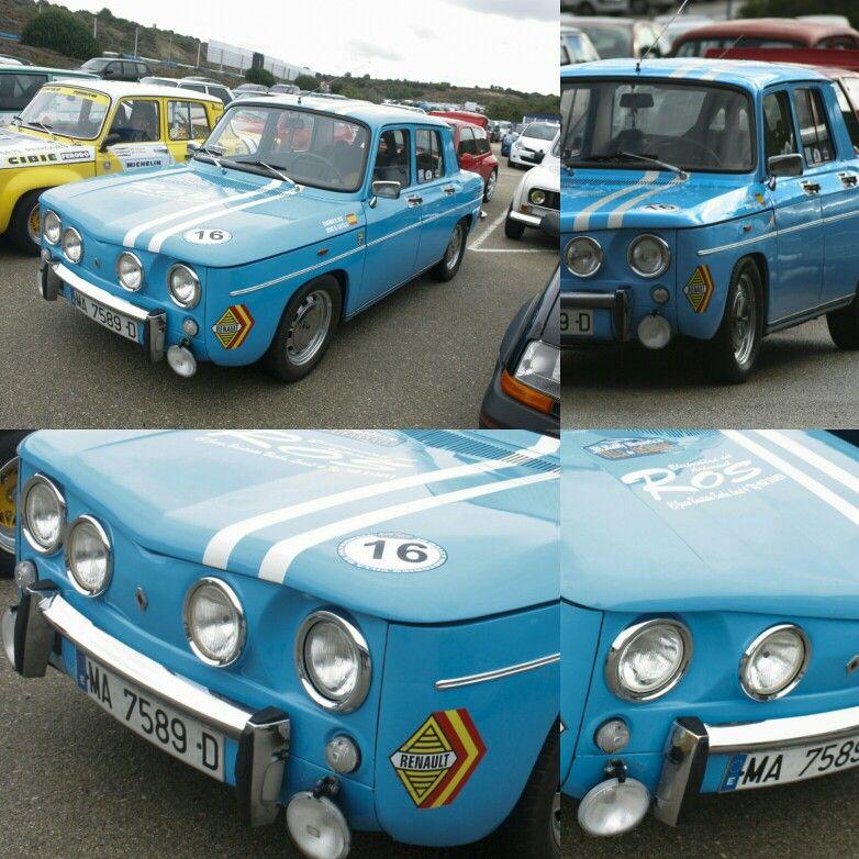 Renault 8 Gordini: Renault 8 Gordini
