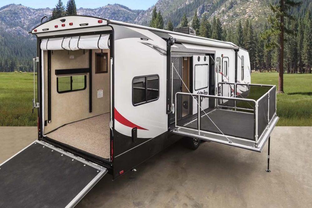 2017 Cruiser Stryker 3212 Camper Ebay Motors Other Vehicles Trailers Rvs Campers Ebay Kampeerwagens Truck Camper Caravan