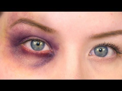 FX MAKEUP SERIES: Black Eye | FX Makeup | Pinterest | Fx makeup ...
