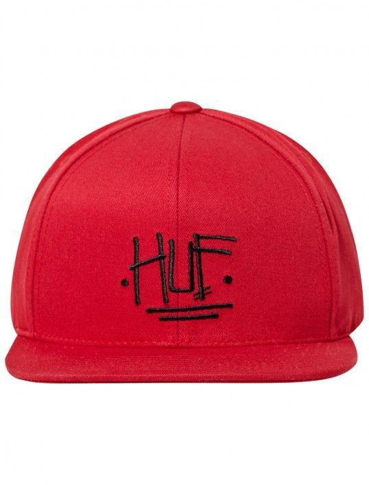 22350be0959 Huf x Stussy Ballcap