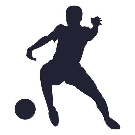 Football Player Silhouette Football Player Clipart Soccer Player Football Png Transparent Clipart Image And Psd File For Free Download Football Players Soccer Players Football