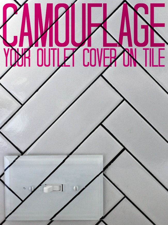 How To Camouflaged Outlet Covers Hunted Interior Outlet Covers Outlet Covers Decorative Diy Projects Home Improvement