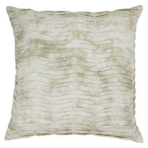 Found it at Joss & Main - Textured Contemporary Cotton Throw Pillow
