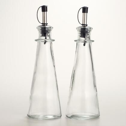 Strange Olive Oil And Vinegar Bottles Set Of 2 World Market Download Free Architecture Designs Embacsunscenecom