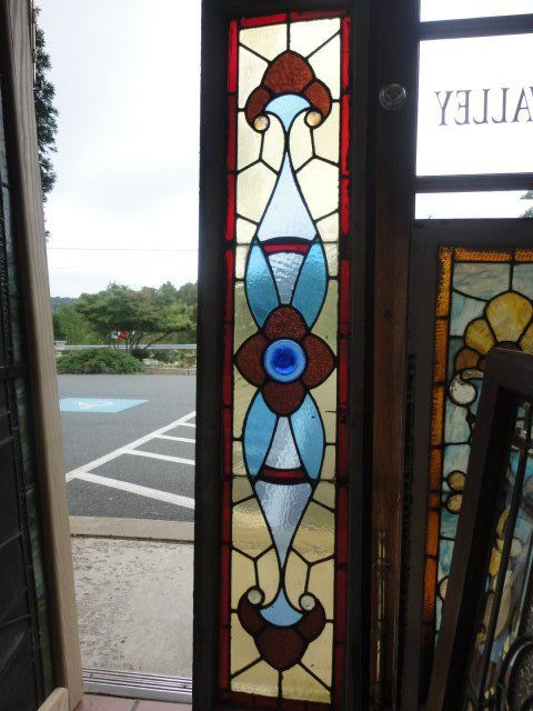 Antique Stained Glass Windows Doors For Sale In Pennsylvania