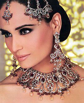 Asian Bridal Jewellery Jewelry Soho Road Manchester Birmingham Uk