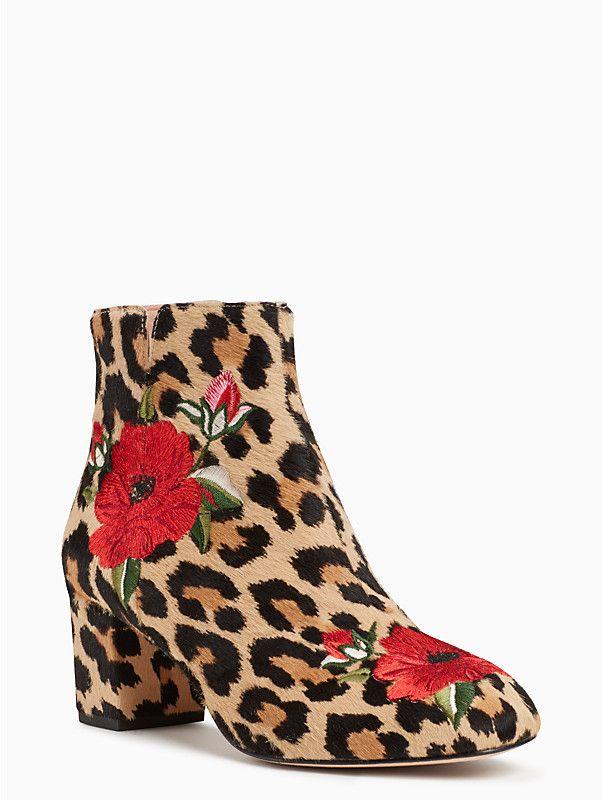 0d716ce06108 kate spade leopard print langton boots | Leopard Print | Boots ...