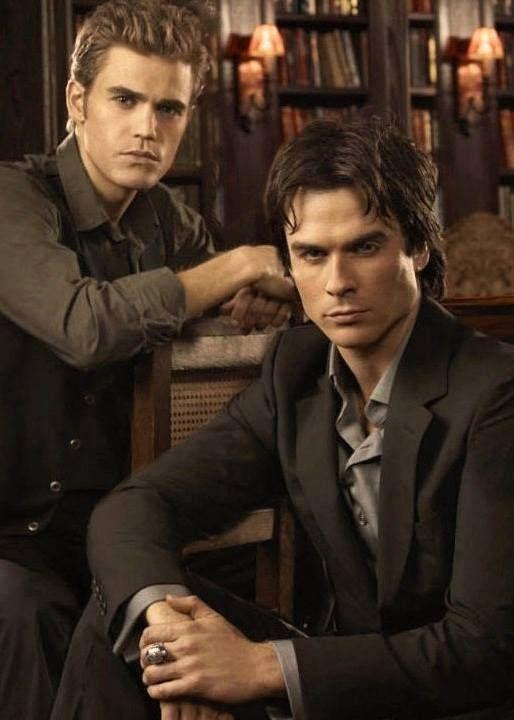 Stefan Amp Damon Vampire Diaries Vampire Diaries Damon