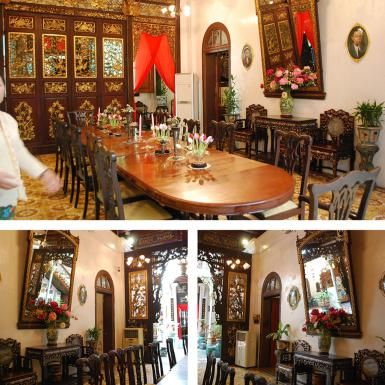 The Peranakan a MalayChinese culture that influences Malaysia and