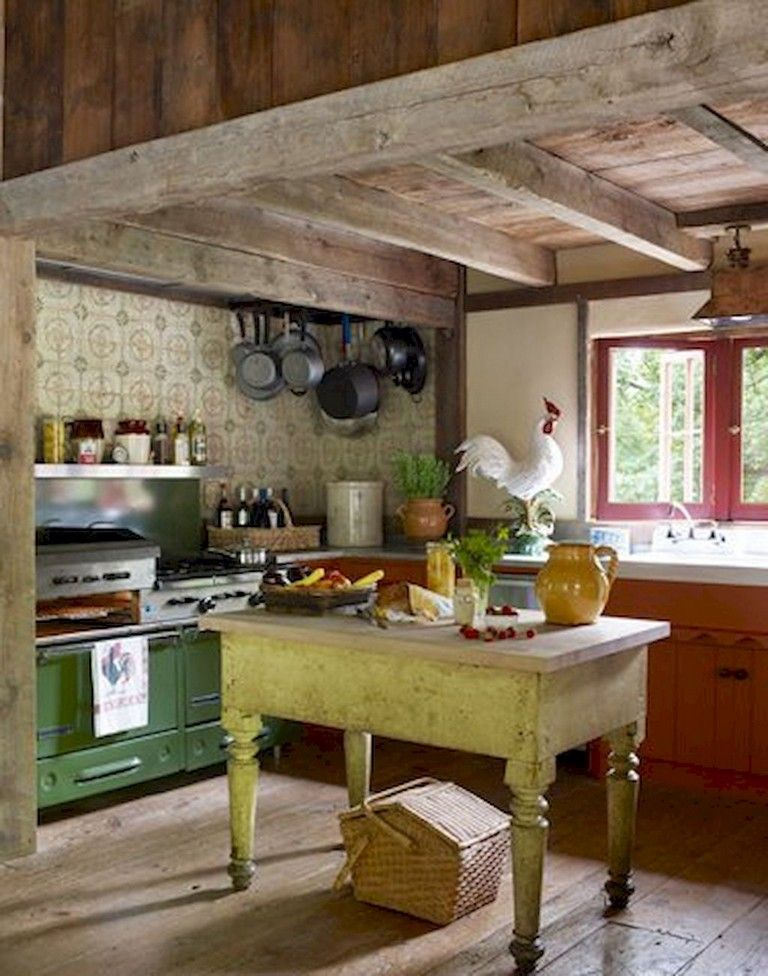 31+ Amazing French Country Kitchen Design Ideas #frenchcountry ...