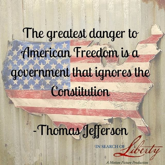 Thomas Jefferson Said It Best Insearchofliberty Freedom America Conservative Government Constitution Protection Change Differenc Founding Fathers Patriotic Quotes American Freedom