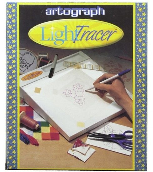 Lighttracer Light Box 10 X12 Joann Quilt Shop Quilting Tips