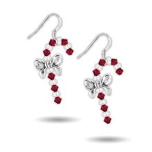 Candy Cane Holiday Earring Kit