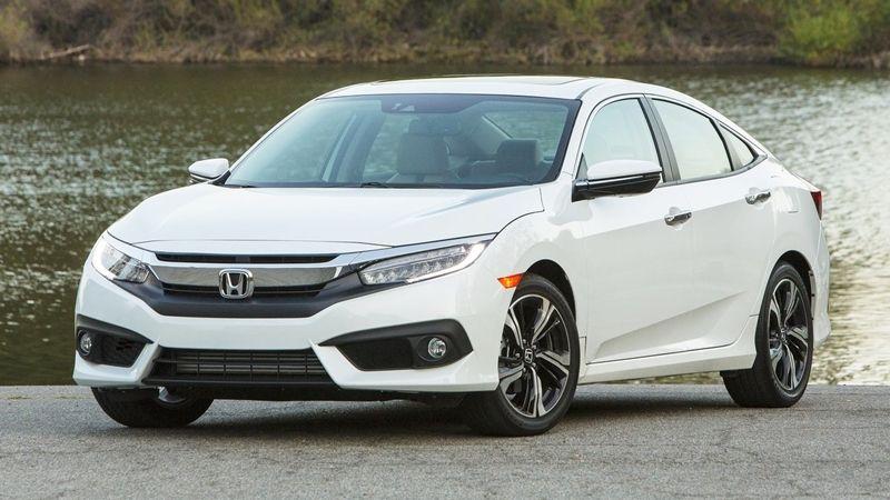 Honda Civic 2016 thế hệ thứ 10 của dòng sedan hạng C