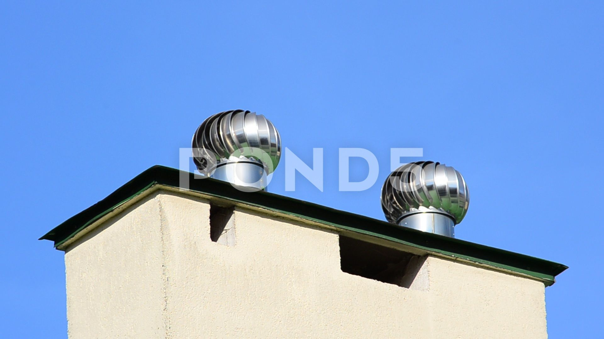 chimney cap cowl gas flue house air aspirator