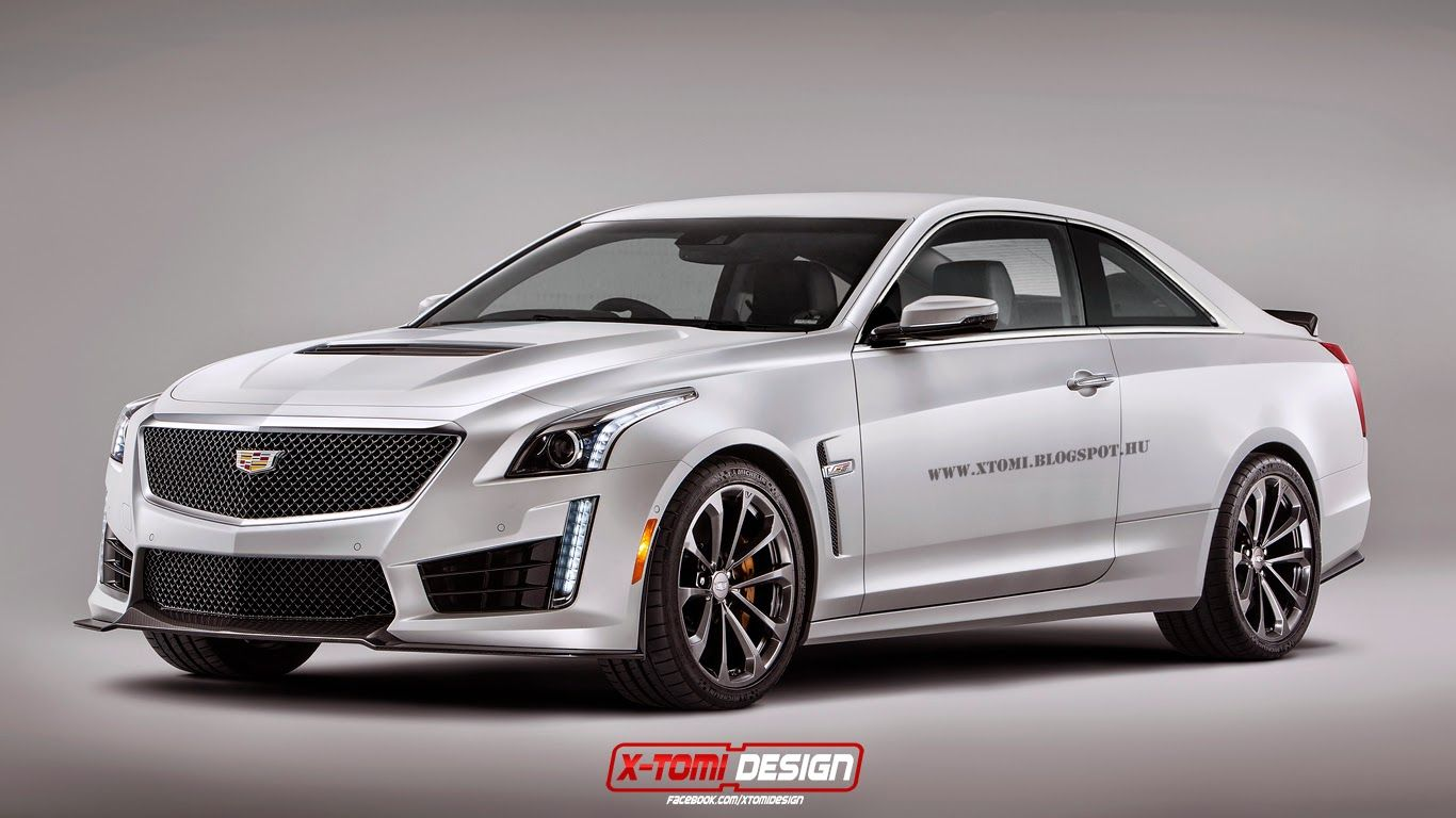 2018 Cadillac CTS V Redesign And Review Stuff to Buy
