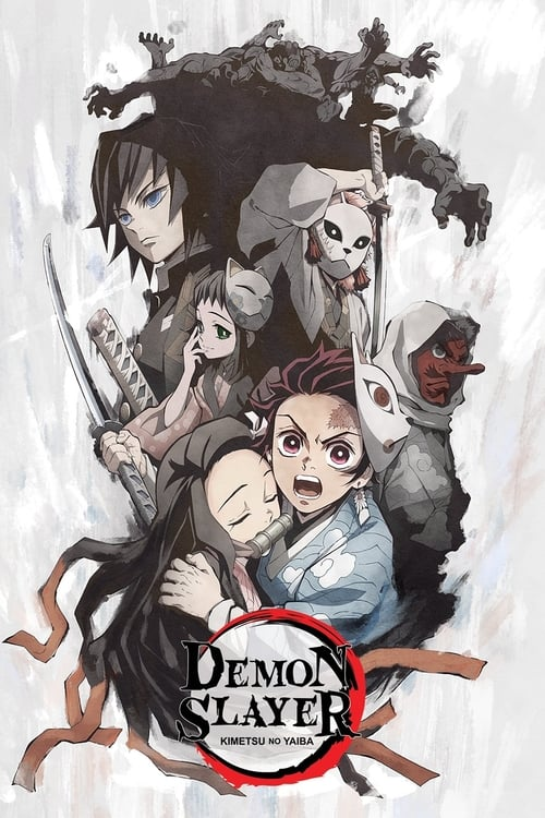 Kimetsu No Yaiba Episode 1 Sub Indo : kimetsu, yaiba, episode, Watch, Demon, Slayer, Kimetsu, Yaiba, Online, Streaming, BluRay, Quality, Download, Slayer:, Ya…, Anime, Demon,, Anime,