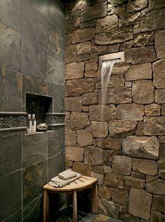 kleine badkamer indeling - Google zoeken   Bath Natur   Pinterest ...
