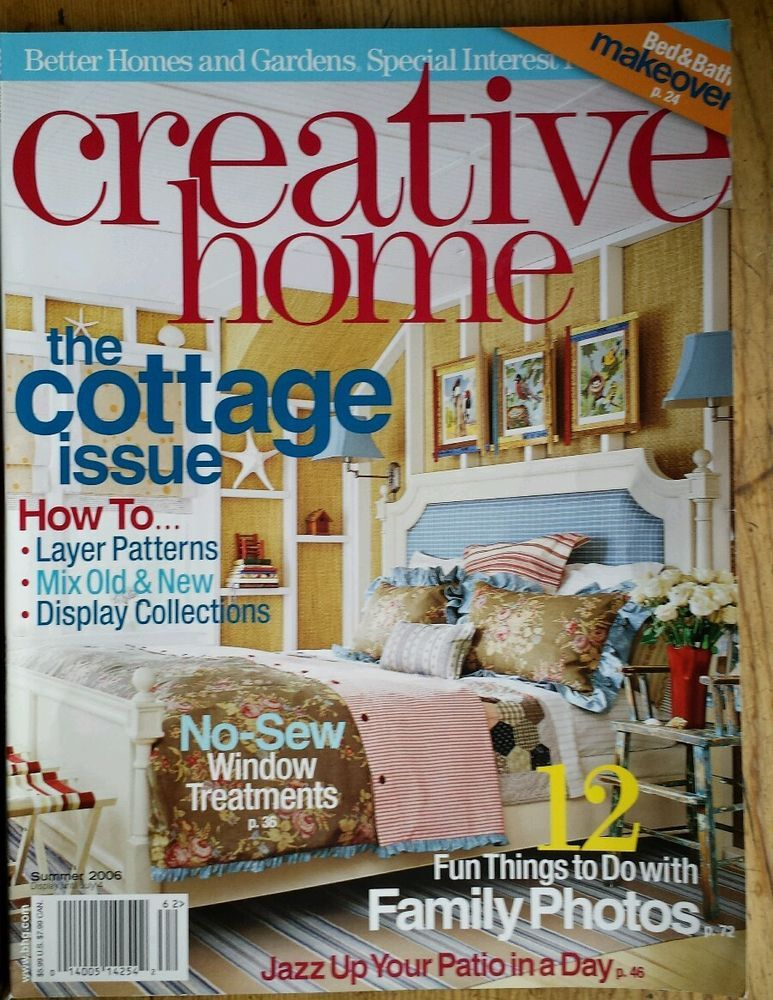 Better Homes And Gardens Magazine 2006