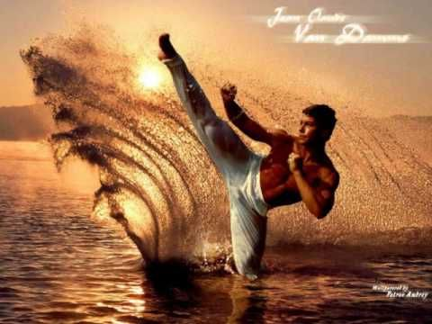 Karate Tiger 1 Soundtrack Kevin Chalfant - Hold On The