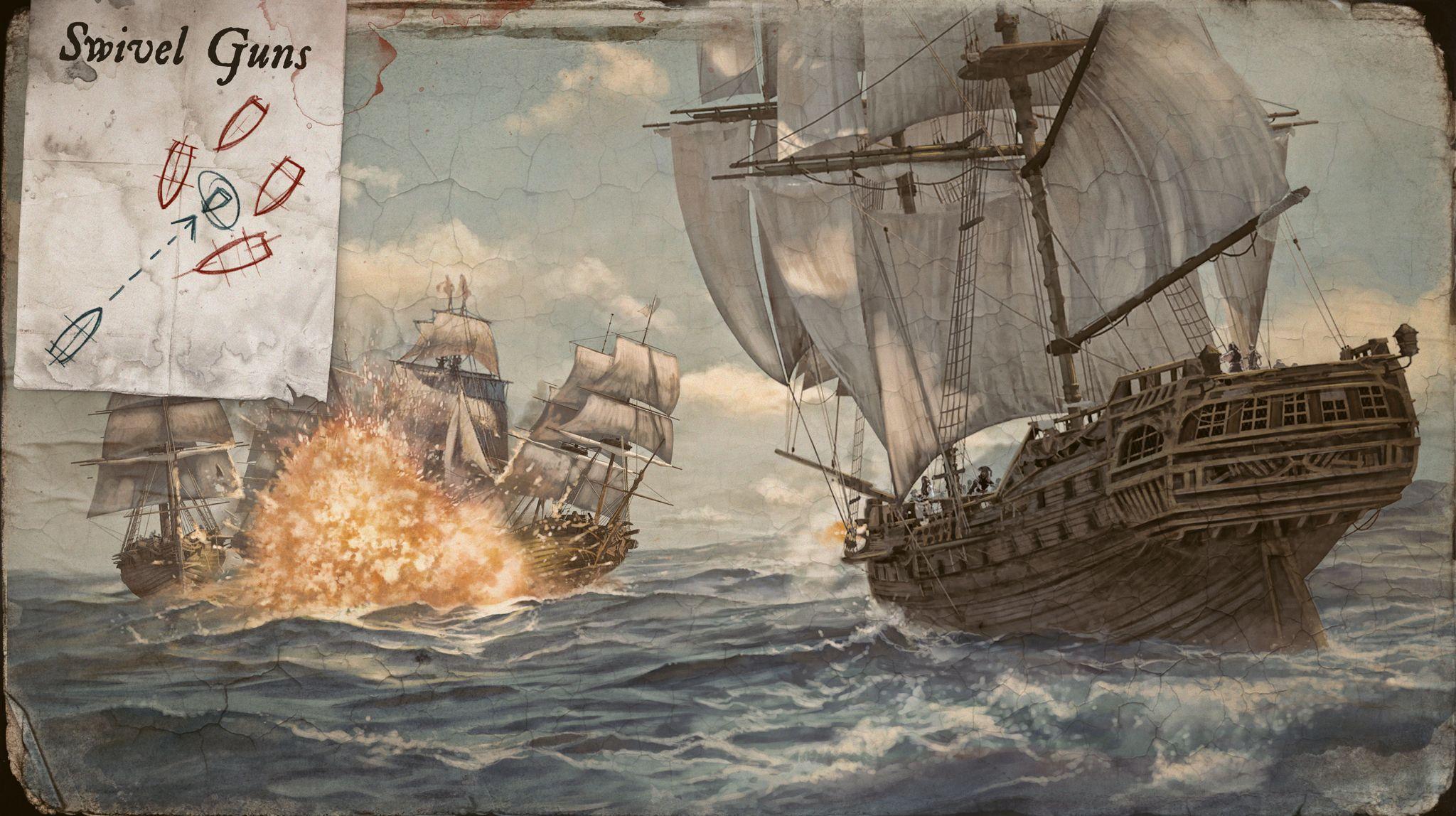 Assassin's Creed IV Black Flag Screenshots and Concept