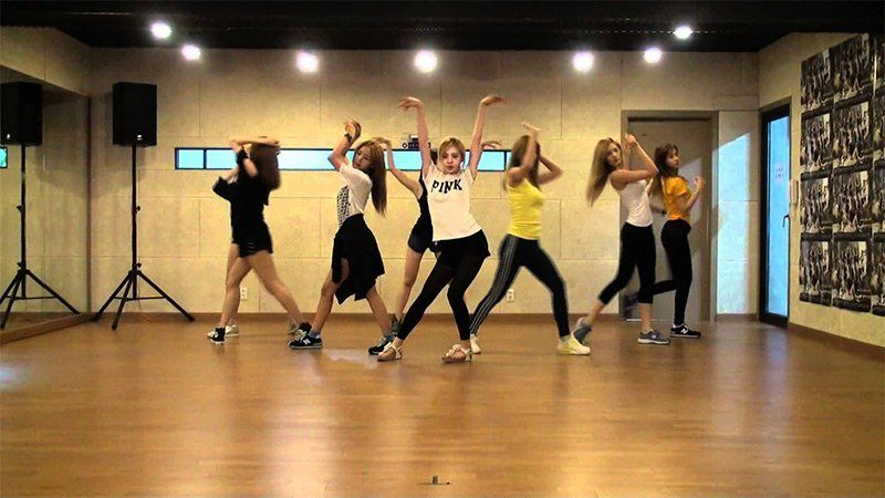 Behind The Scenes The Life Of A K Pop Star Part 1 Dance Practice Dance Instruction Dance