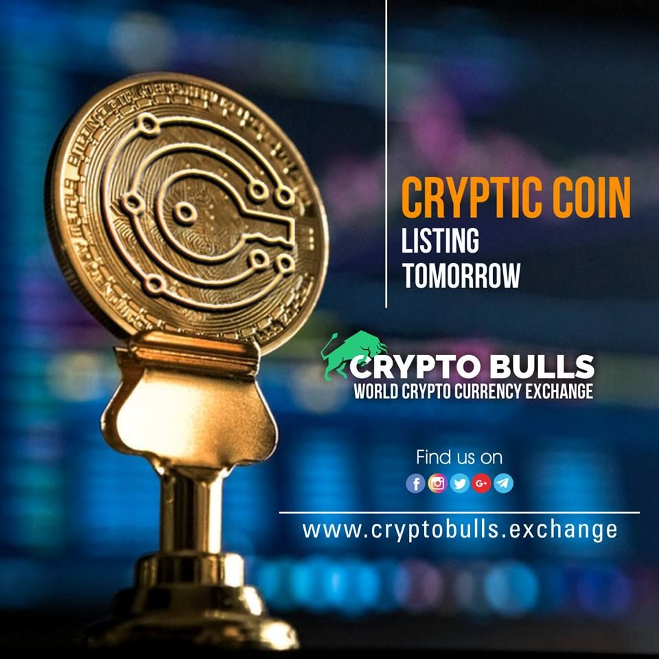 cryptocurrency coin listings on exchanges