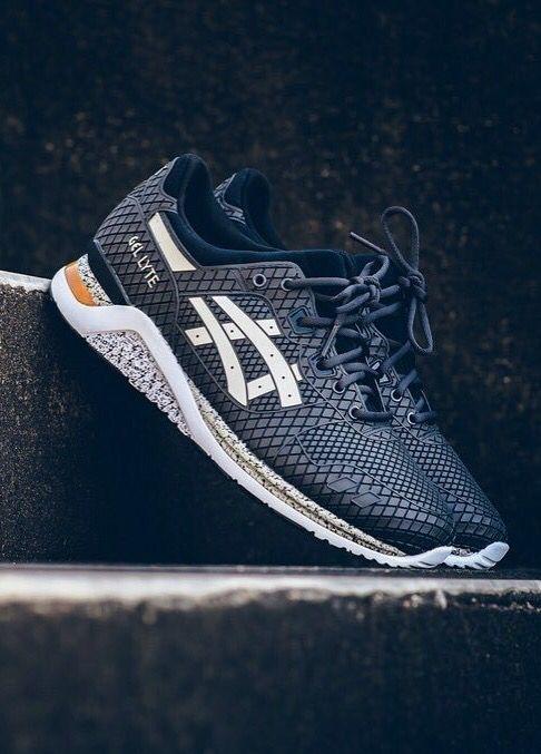 new styles 06790 4f4d6 Asics Gel Lyte Evo Samurai | Asics Sneakers in 2019 | Asics ...
