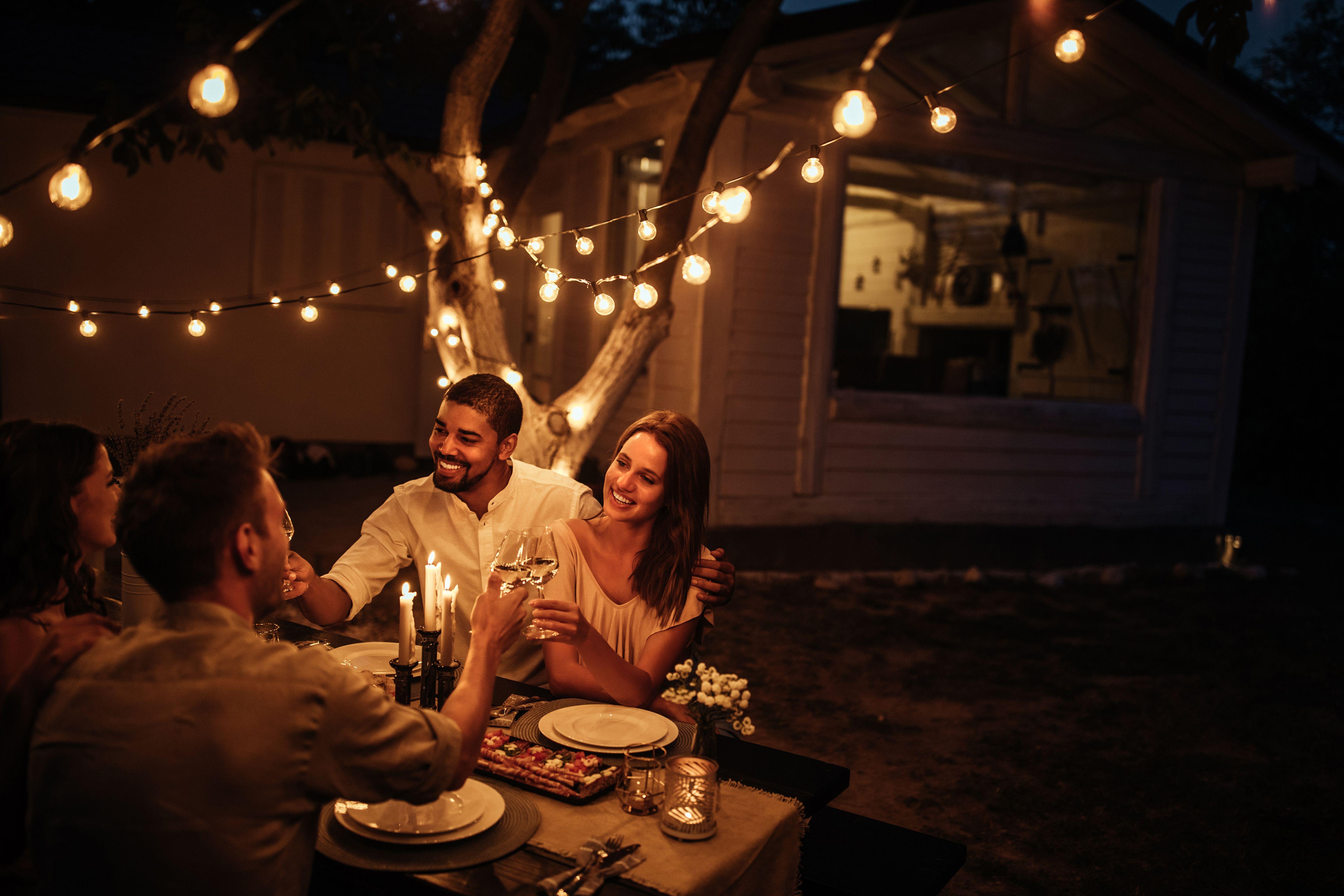 Gartenparty Planen Die Besten Ideen Das Haus Gartenparty Party Partyzelt
